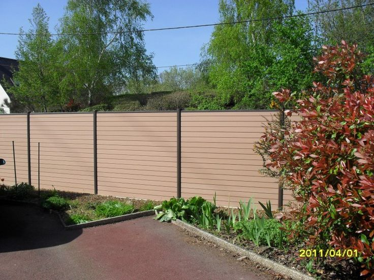 Recycled Wood Plastic Fence Posts Manufacturing #garden #fencing #options    Buildings/Fencing   Pinterest   Gardens, Products And Fencing