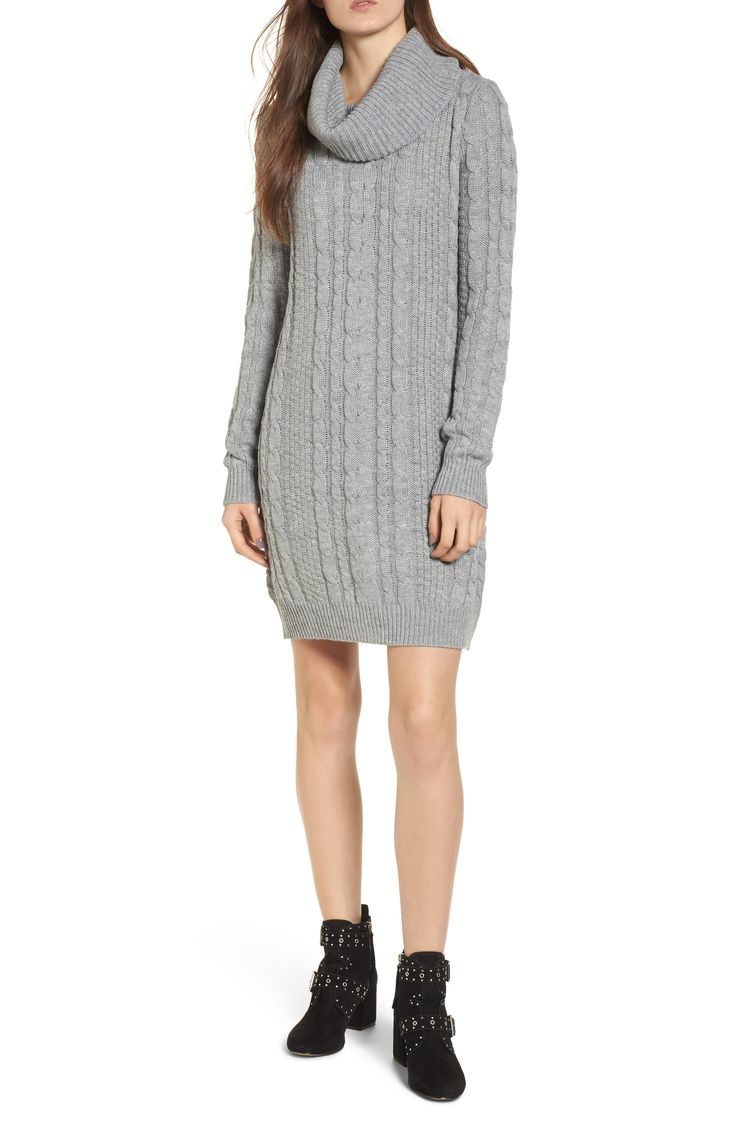 Best 25  Cowl neck sweater dress ideas on Pinterest   Cowl neck ...