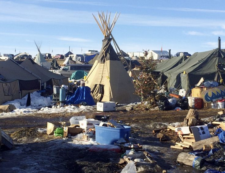 The U.S. Army Corps will spend more than $1 million to clean up the mess left behind by the Standing Rock Sioux Tribe and others opposed to the Dakota Access Pipeline in North Dakota. The protesters — who succeeded in temporarily shutting down pipeline construction under orders from President Barack Obama — were evicted after President Donald Trump put the pipeline project back online.