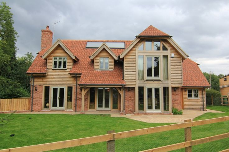 self build weatherboard houses uk - Google Search