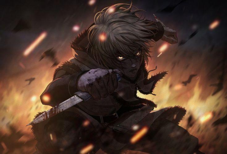 Thorfinn - Vinland Saga   Anime, Tudo anime, Wallpaper