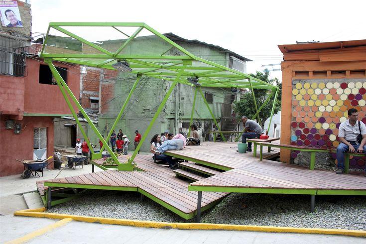 """Galería de Cómo el proyecto """"Espacios de Paz"""" está transformando los espacios comunitarios en Venezuela - 27"""