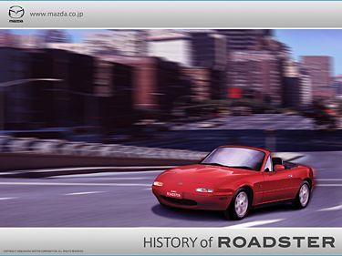 Mazda Roadster NA  - My first car =)