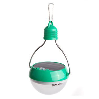 The Nokero Crestone is the most economical solar light on the market, striking a perfect balance between quality and affordability. The Crestone is ideal for indoor and outdoor lighting, including cooking, reading, camping and emergency lighting.