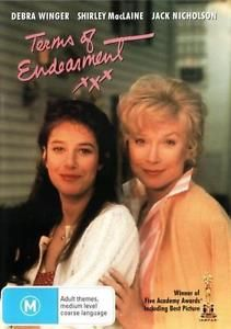 Terms Of Endearment (DVD 2013) New In Shrink Wrap. #DVD #Movies