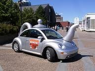 Teapot car!