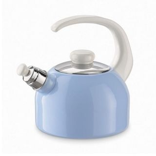 RIESS WHISTLING KETTLE BLUE 2L
