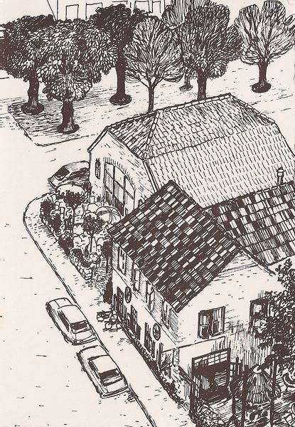Ansichtkaarten Dorp Noord : A060047