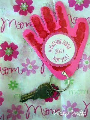 Cadeau de fête des mères :)