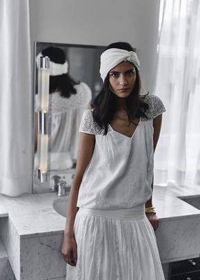Robes de mariée Laure de Sagazan 2018 : sophistication et élégance au rendez-vous Image: 45