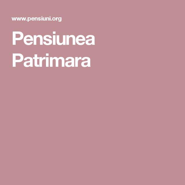 Pensiunea Patrimara