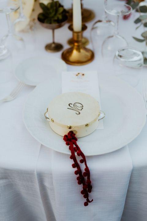 The LANE Real Weddings / Botanical Boheme in Puglia