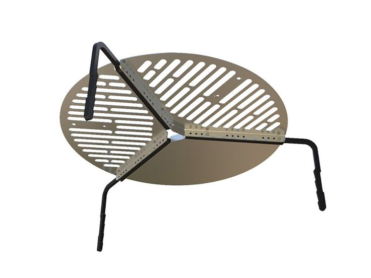 Front Runner Spare Tire Mount Braai/BBQ Grate #frontrunneroutfitters #adventure #explore #fun #grill #food #outdoors #overlanding #braai #tiremount