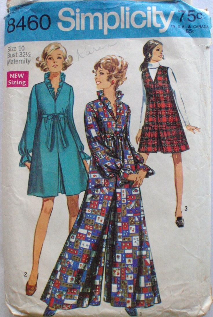 1642 best Simplicity vintage patterns images on Pinterest | Vintage ...