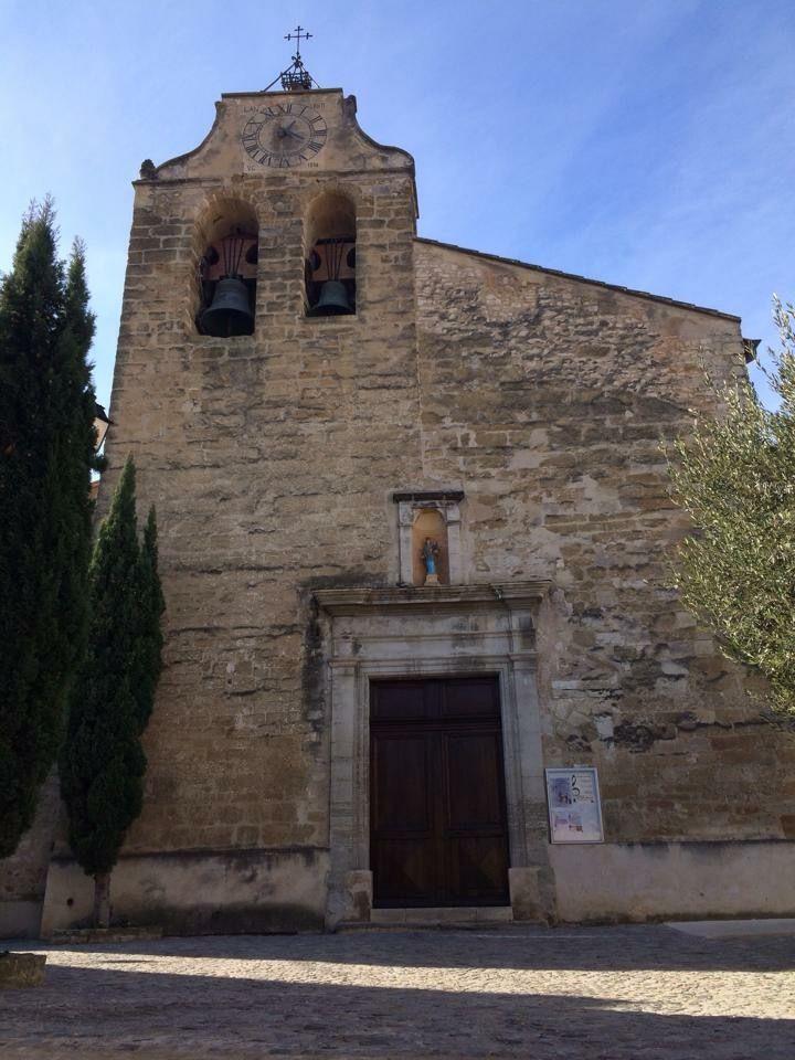 Église de saint saturnin 84