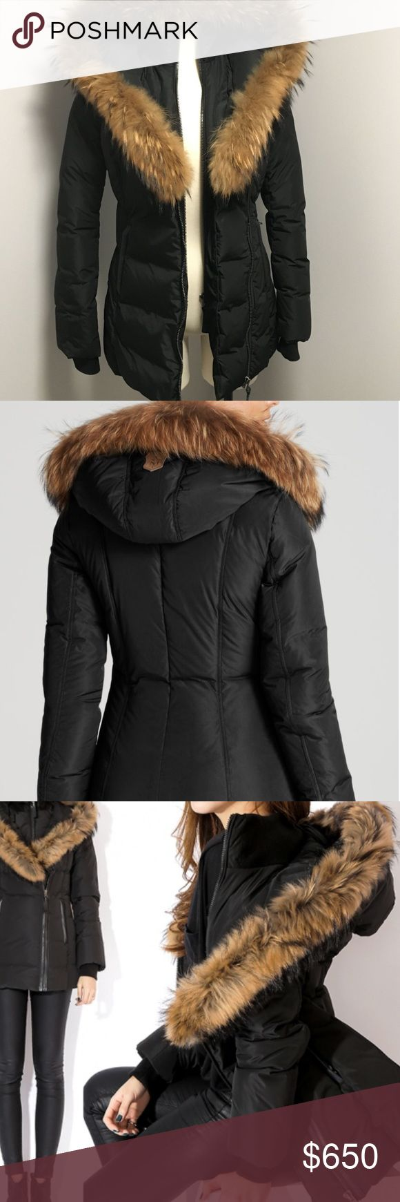 Mackage coat Coyote fur, Adali style. Mackage Jackets & Coats Puffers