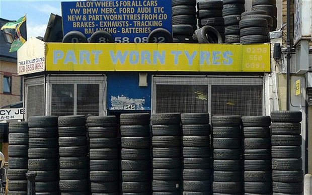 Are Part Worn Tyres Safe? We Find Out