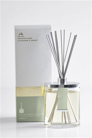 Buy Ski Lodge Collection Luxe 400ml Diffuser from the Next UK online shop