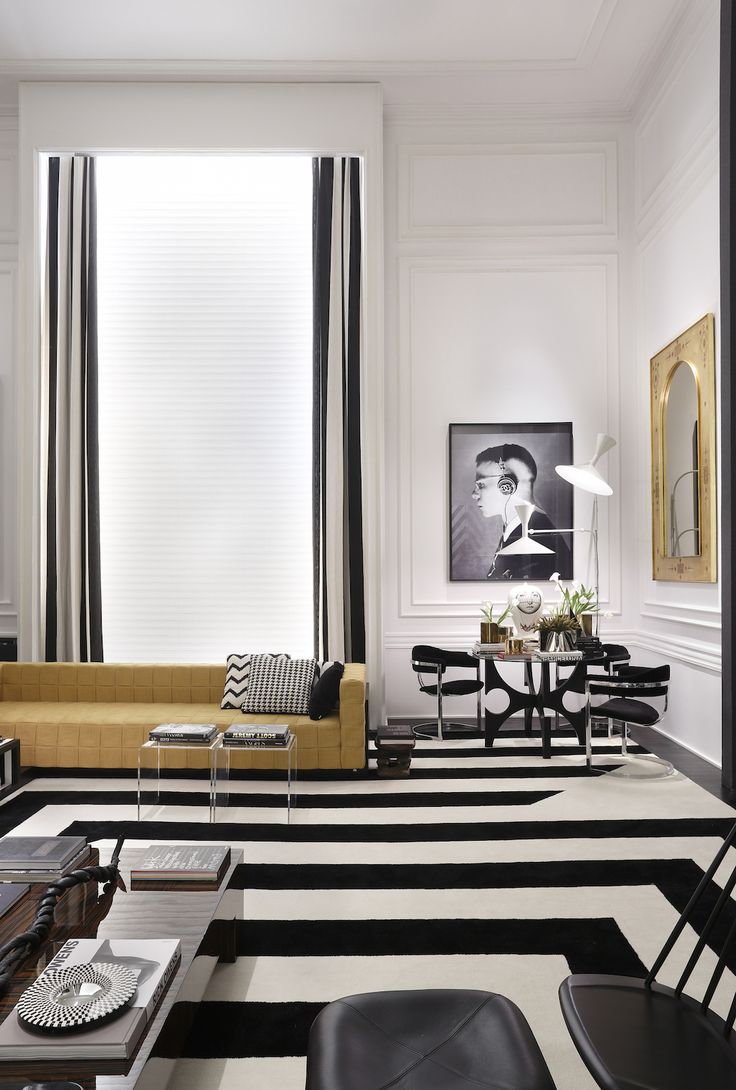 best  modern lounge ideas on pinterest  modern outdoor lounge  - this is a very modern lounge room with the high ceiling the rug patternlooks great with the mustard coloured sofa creates emphasis in the room