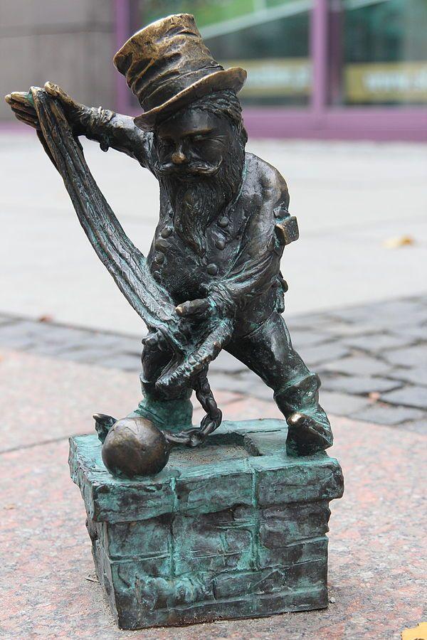 """Florianek, Dom Towarowy """"Solpol"""" przy ulicy Świdnickiej 21/23; autor: Grzegorz Łagowski"""