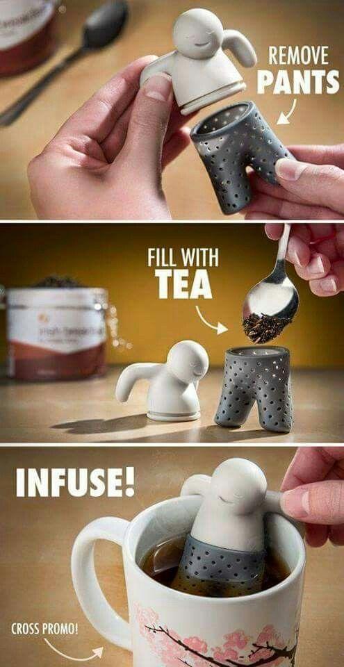 Perfecto para el té