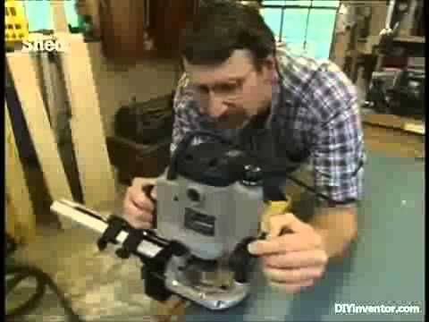 Routers 101 Complete guide by Norm Abram PART 1 New Yankee Workshop - YouTube