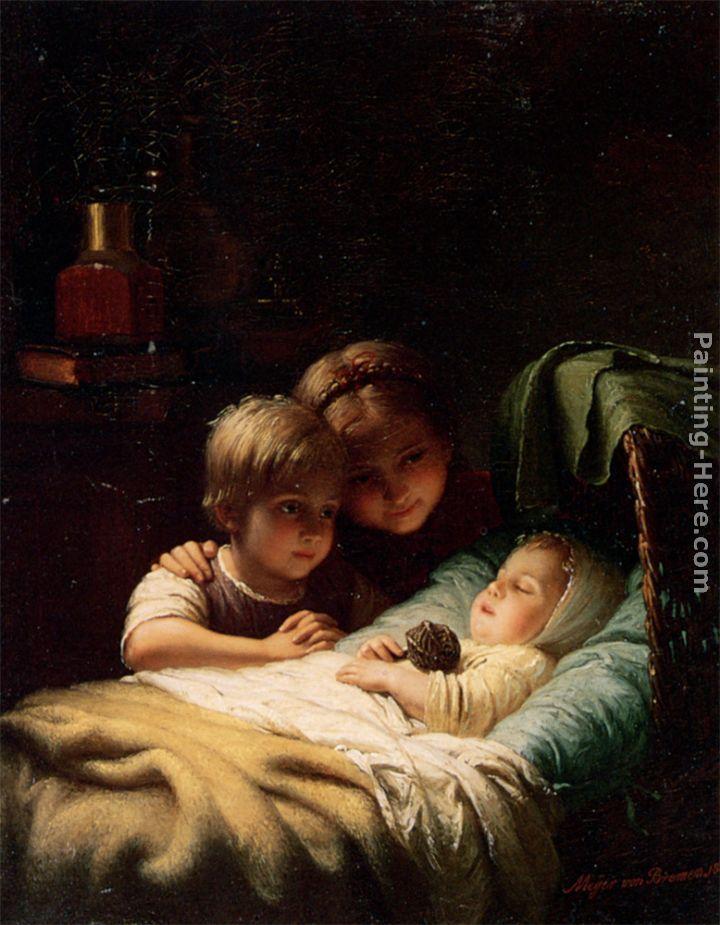 22 best johann georg meyer von bremen images on pinterest bremen painting art and victorian. Black Bedroom Furniture Sets. Home Design Ideas