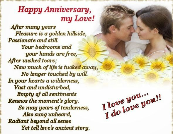 Love Quotes For Him On Engagement Anniversary : ... love your wife, love of husband, love you wedding quotes Pinterest