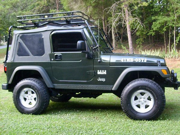 Jeep Wrangler Military Edition >> North Carolina 2005 Wrangler, Willys Edition - Jeep Wrangler Forum | 04 & 05 Willys Edition TJ's ...