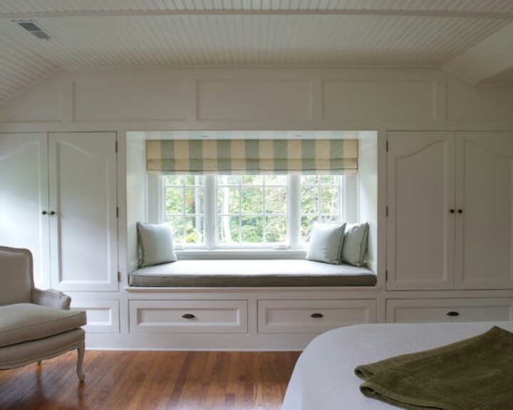14 best built in for bedrooms images on pinterest Built in reading nook
