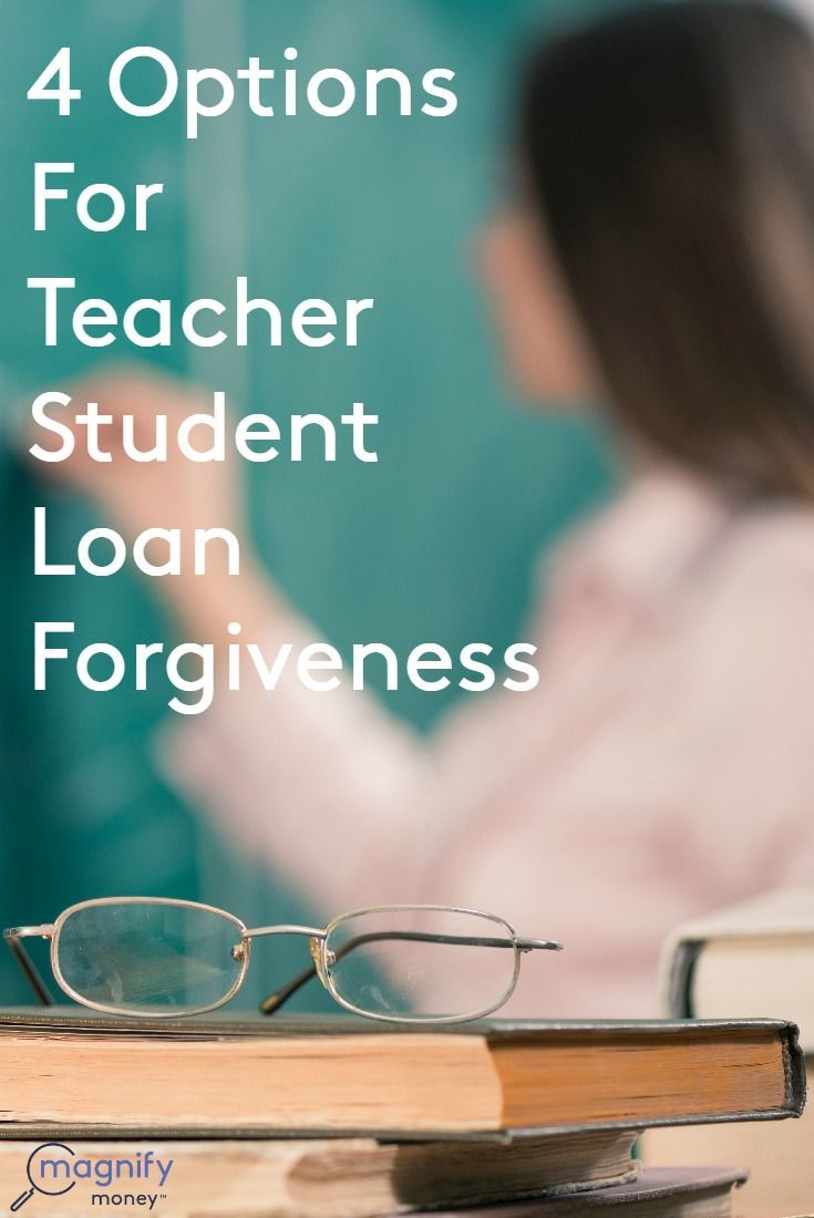 According to an article published by The New York Times, many new teachers spend 25% of their income repaying student loans. The average teacher's starting salary is $36,141. This leaves new teachers with just $27,105.79 to live on each year before taxes. However, thanks to loan forgiveness programs, many teachers are catching a much needed break. http://www.magnifymoney.com/blog/college-students-and-recent-grads/4-options-teacher-loan-forgiveness
