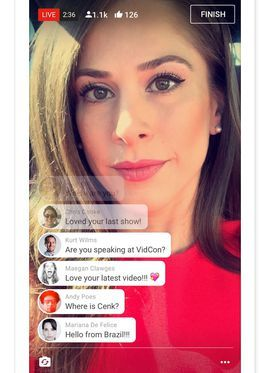 YouTube takes on Facebook Live with mobile live streaming     - CNET YouTube is launching live streaming from mobile devices.                                                      YouTube                                                  Youre already live streaming your life on Facebook Live but now YouTube wants in on the action.  Youll soon be able to live stream to YouTube from your phone the company said Tuesday. Popular YouTubers will be the first to be get their hands on the feature…