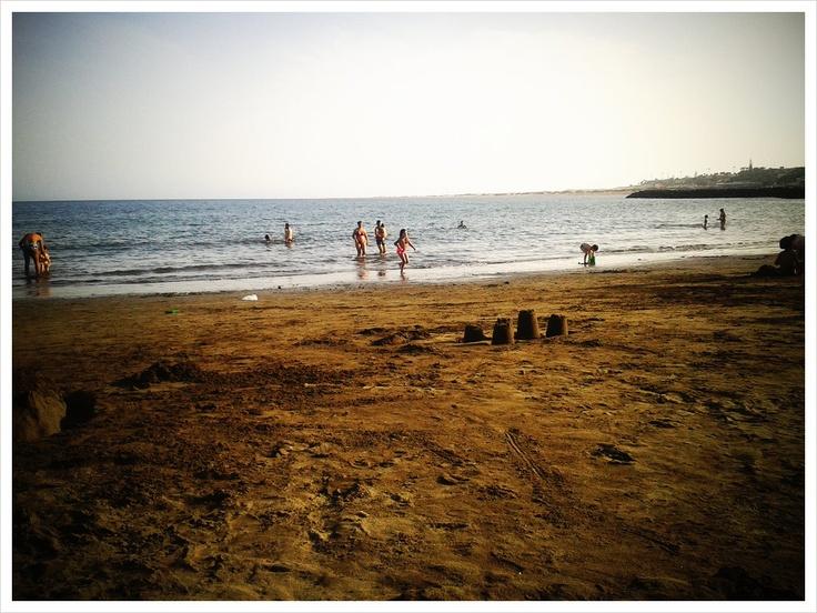 Playa del cochino...