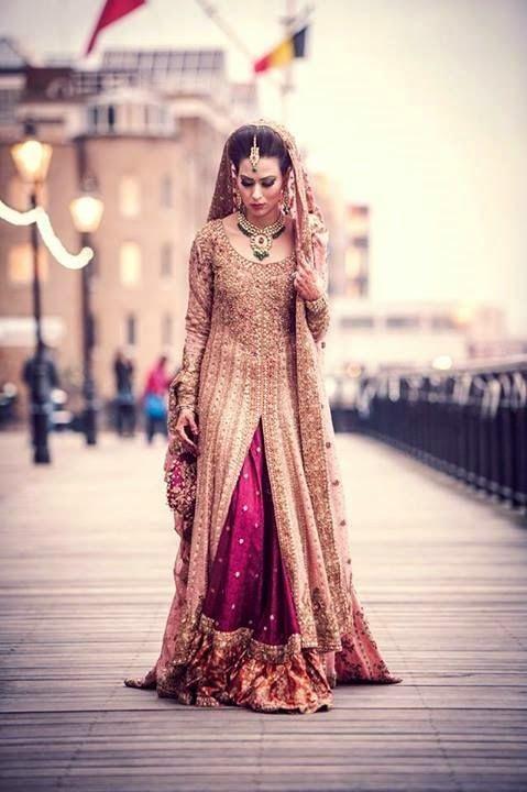 Top 5 Pakistani Bridal Dresses