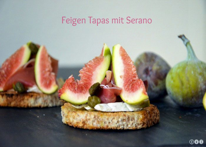 Tapas aus Spanien {Tapas from Spain}