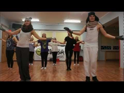 ZUMBA fitness - Merry Christmas Everyone - YouTube