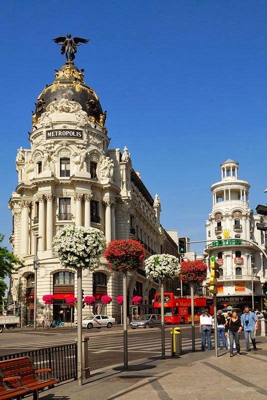 Lo recuerdo de mi último viaje a Madrid