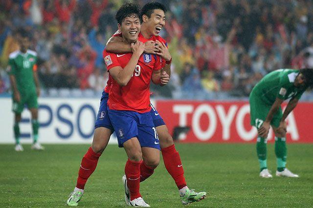 South Korea Beats Iraq in Asian Cup Final