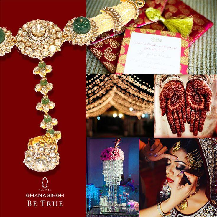 With an enriched aura, the Indian bride walks in pride on her wedding day & reflects the true beauty that exists in the world.