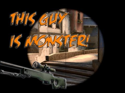 YOU JUMPED IN FRONT OF ME! - Awp Monster - CS:GO
