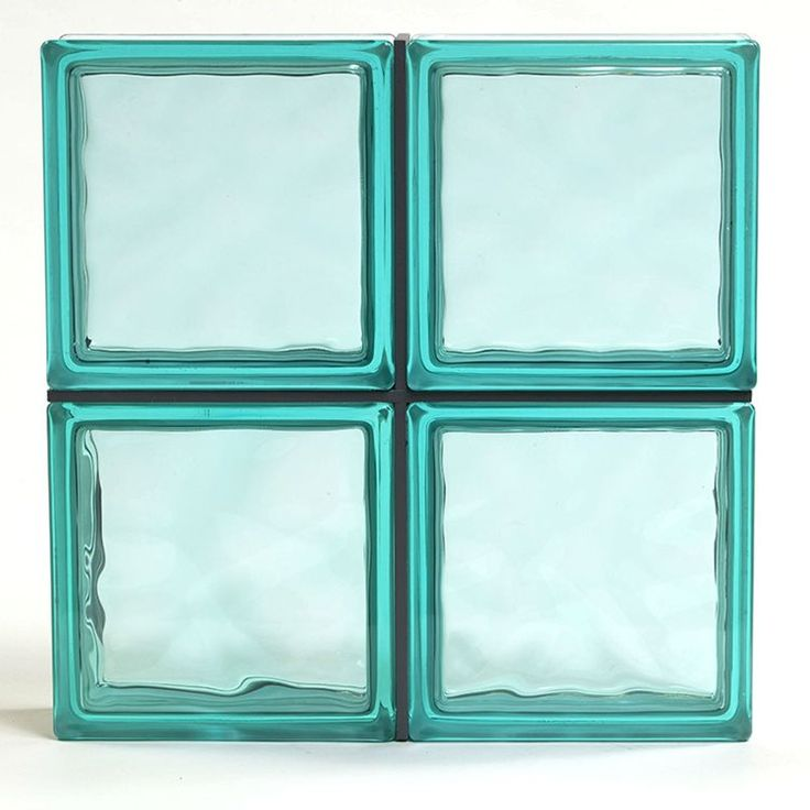 Flotte glassblokker med en rekke ulike bruksområder. Velg om du vil ha det stilrent og enkelt eller fargerikt og utfordrende.