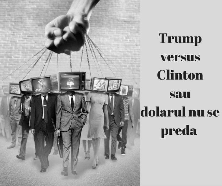 """Alegerile prezidentiale din SUA, au """"guvernat"""" intreaga piata mondiala. Dolarul s-a miscat ametitor dar a respectat cu stricte foaia de parcurs."""