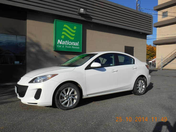 2013 Mazda 3 GX w/ Convenience Package 48,000 kms $14,998 www.nationalnorth.com email: nationalfinanceoffice.com 1-877-572-5370