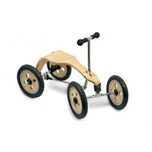 """Vehicle de fusta per a nens """"Happyrider"""""""
