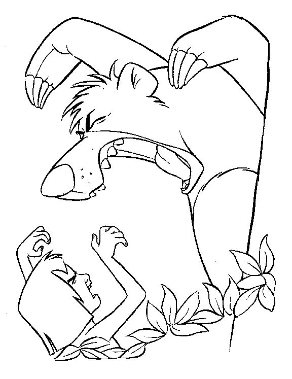 FREE Printable Disney Coloring Pages Worksheets Party Invitations For Fans Worldwide