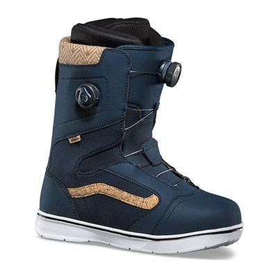 Vans Aura Snowboard Boots Blue/Cork