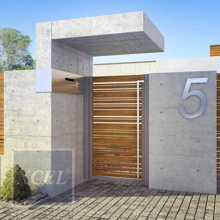 Horizon Wood Gate Designs ModernModern Fence