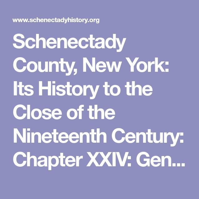 Schenectady County, New York: Its History to the Close of the Nineteenth Century: Chapter XXIV: Genealogy of the Yates Family