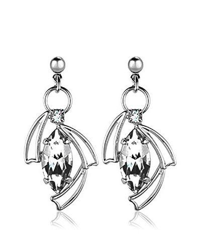 Obscure Passion oorbellen Navette Fireflies Kristallen ketting en oorbellen
