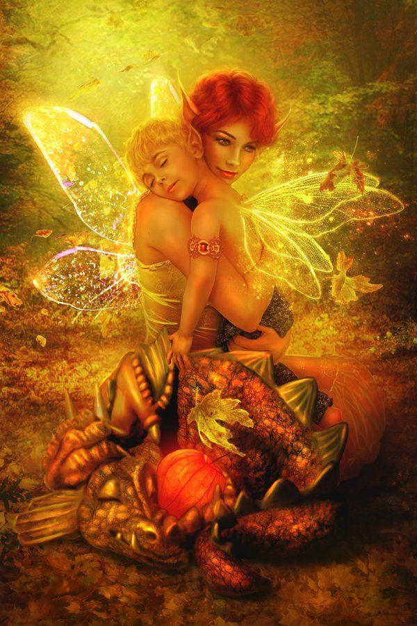 ✯ Autumn Dream .. By *PerlaMarina*✯